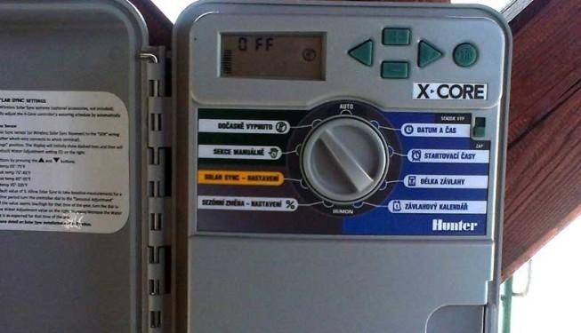 """HUNTER X - CORE pro venkovní použití, tzv. vodovzdorná verze \""""Outdoor\""""."""