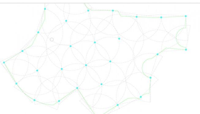Projekt zavlažování - spon postřikovačů SPOZAM Hustopeče 3 000m².